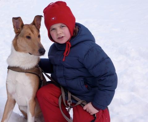 Krümel mit Jordana 2008